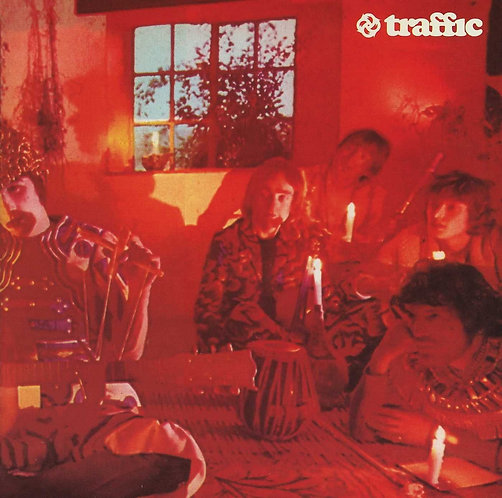 Traffic - Mr Fantasy