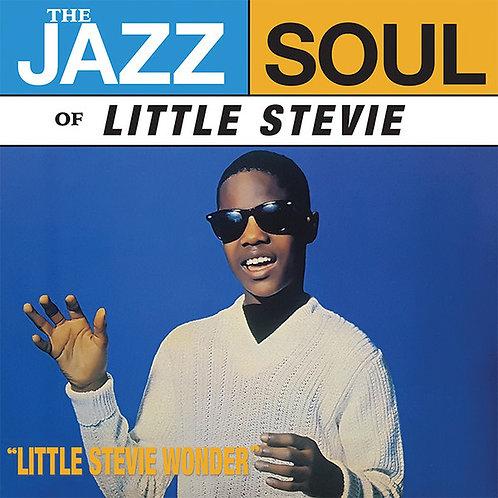 Stevie Wonder – The Jazz Soul Of Little Stevie