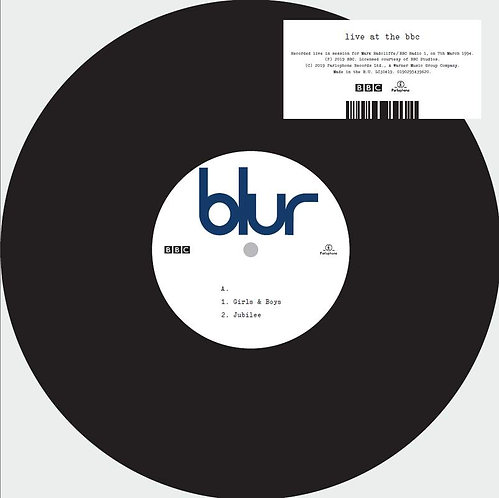 Blur - Live at the BBC E.P