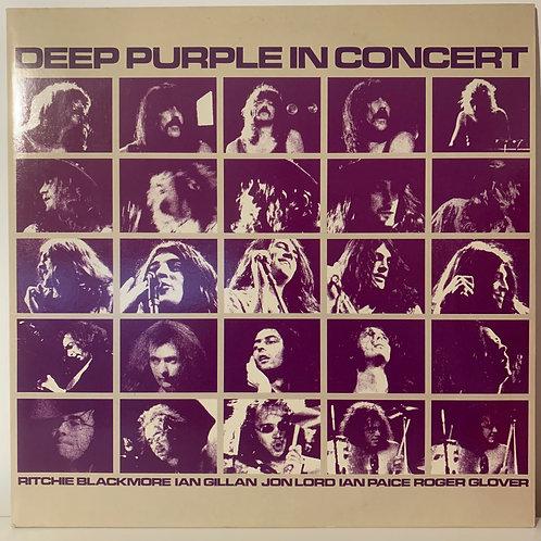 Deep Purple - Deep Purple in Concert