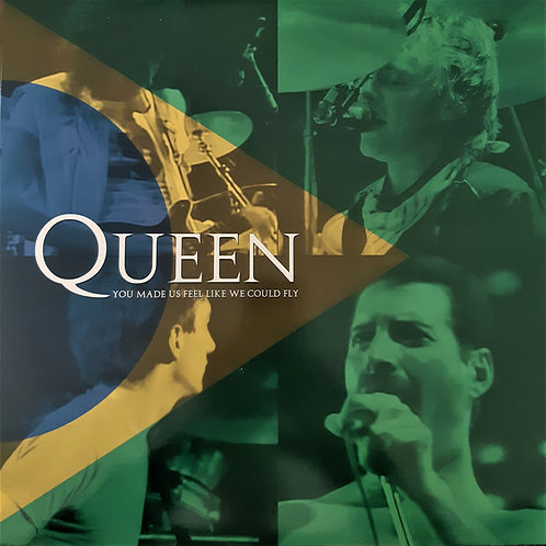 Queen ‎– You Made Us Feel Like We Could Fly
