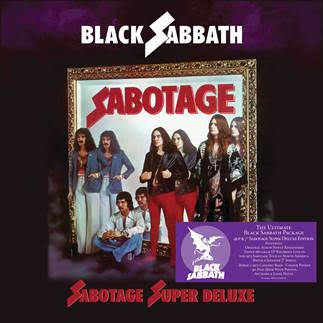 Black Sabbath - Sabotage (Remastered super delux)