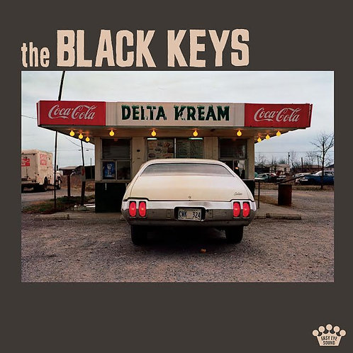Black Keys album – Delta Kream