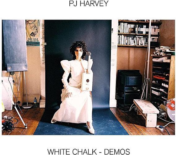 PJ Harvey – White Chalk (Demos)