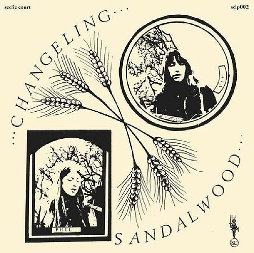 Sandalwood ‎– Changeling