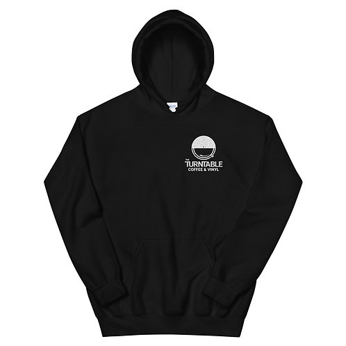 The Turntable Unisex Hoodie