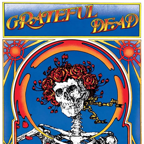 Grateful Dead - Greatful Dead (Skulls & Roses)