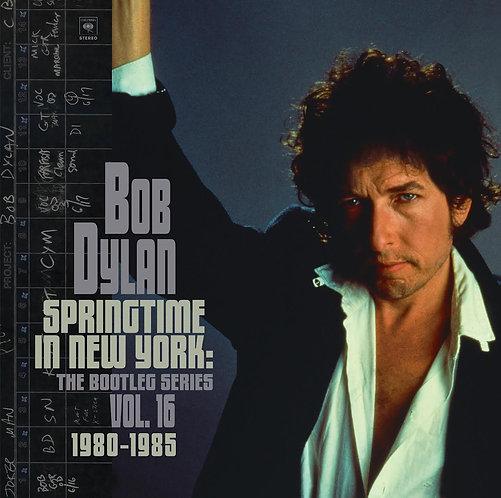 Bob Dylan Springtime In New York: The Bootleg Series Vol. 16 (1980 – 1985)