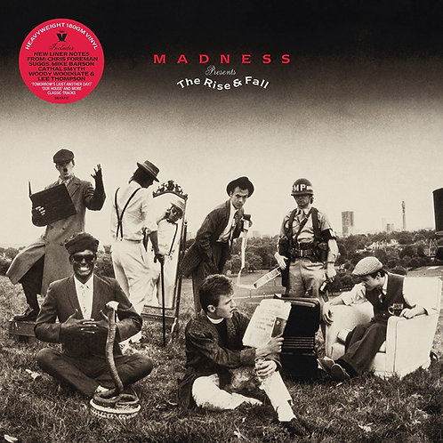 Madness - The Rise And Fall