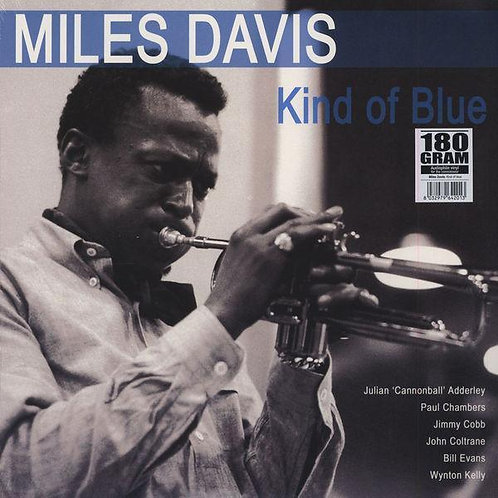 Miles Davis - Kind Of Blue