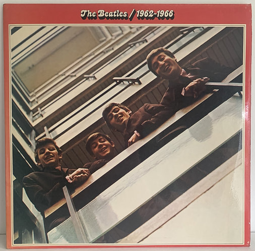 The Beatles - 1962-1966