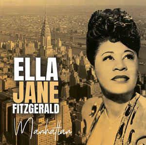 Ella Fitzgerald - Manhattan