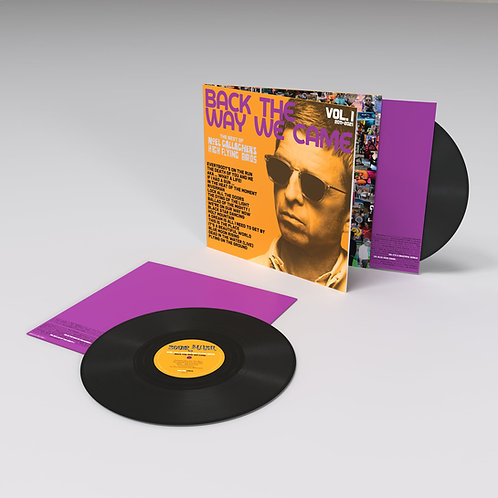 Noel Gallagher's High Flying Birds - 'Back The Way We Came: Vol 1 (2011-2021)