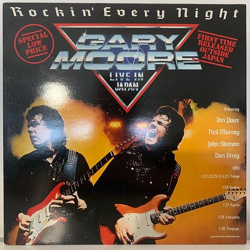 Gary Moore - Rockin' every night