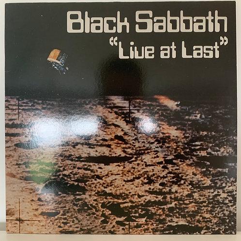 Black Sabbath – Live at Last