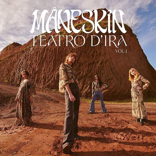 Maneskin - Teatro D'Ira Vol.1