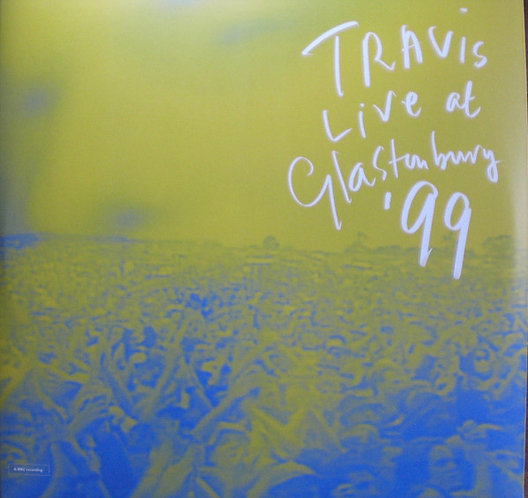 Travis ‎– Live At Glastonbury '99