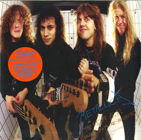 Metallica - The $5.98 EP Garage Days Re-visited