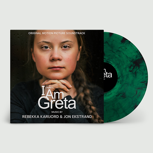 Rebekka Karijord and Jon Ekstrand - I Am Greta OST
