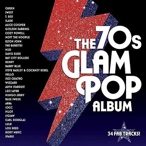 The 70s Glam-Pop Album