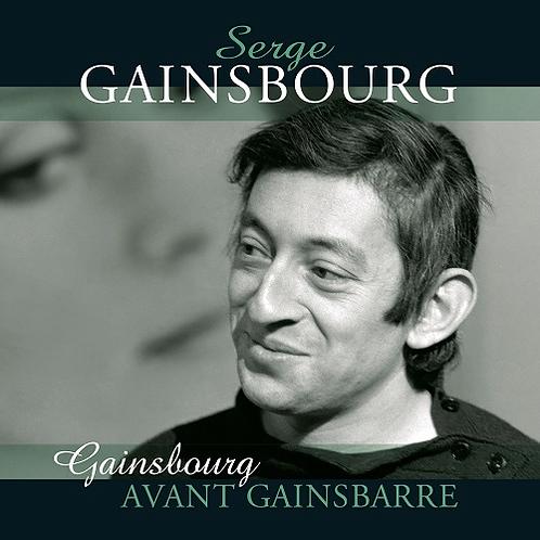 Serge Gainsbourg - Gainsbourg Avant Gainsbarre