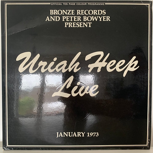 Uriah Heep - Live January 1973