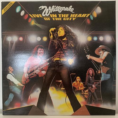 Whitesnake - Live.... In The Heart Of The City
