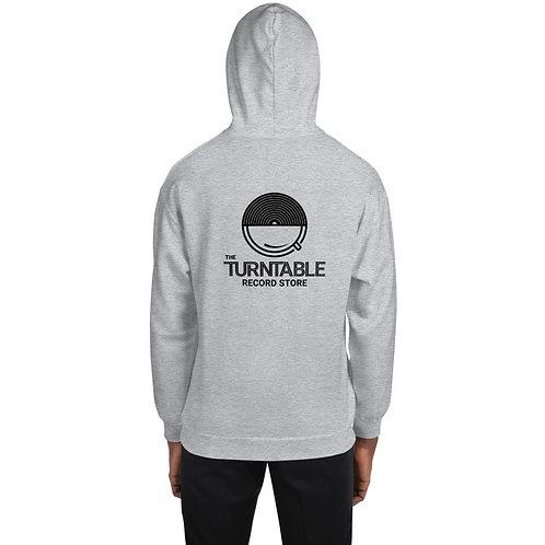 The Turntable Unisex Hoodie