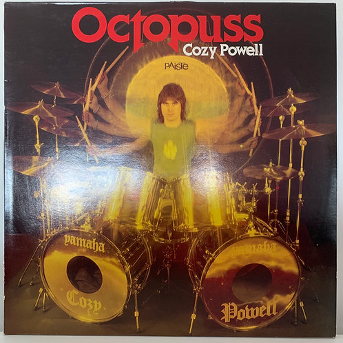 Cozy Powell - Octopuss