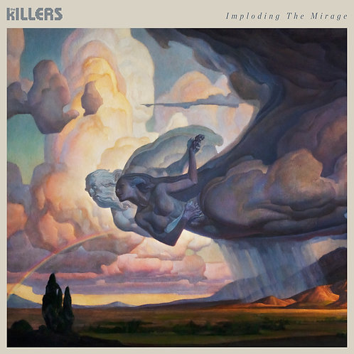 The Killers ‎– Imploding The Mirage