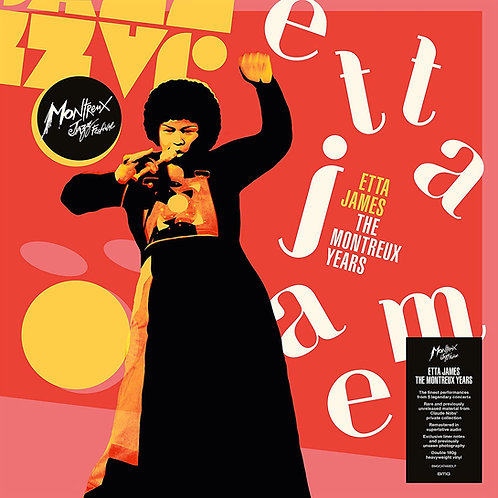 Etta James - The Montreux Years