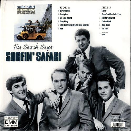 The Beach Boys - Surfin' Safari