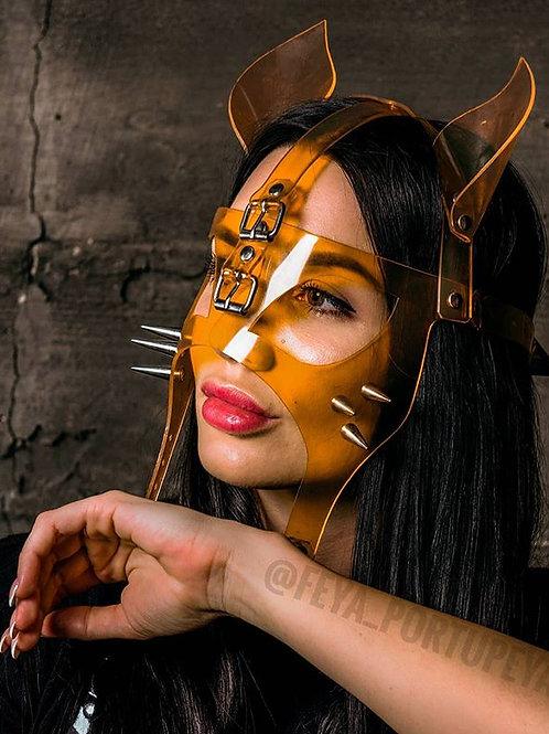 Маска кошки (силиконовая)