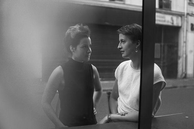 Julia Macarez et Marion Chiron ©Michèle Pierre 2.jpg