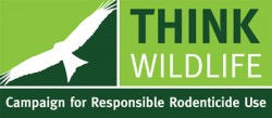Think Wildlife logo. We're part of the campaign for responsible rodenticide use