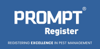 The PROMPT register, for excellence in pest management