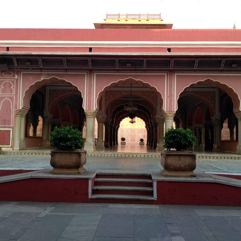 Diwan-I-Khas/Hall of Private Audience