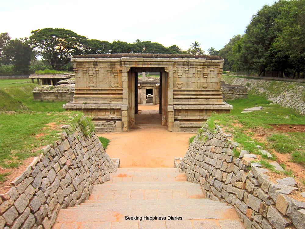 Underground Temple, Hampi