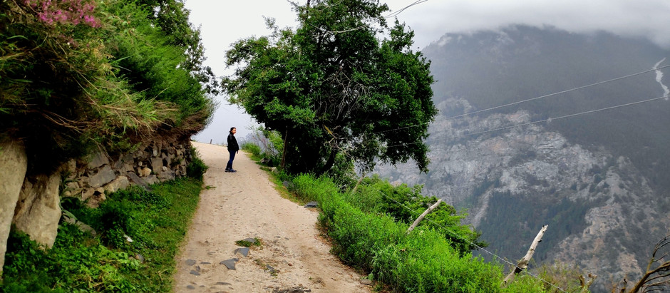 6 Life Lessons from the hiking trails