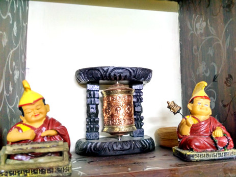 Collectibles from Bhutan
