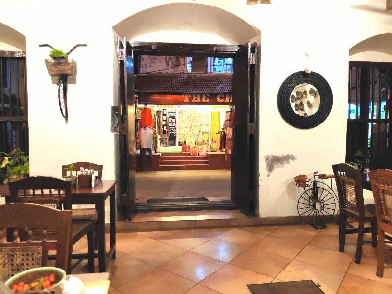 Breadworld Cafe, European Interiors, Fort Kochi