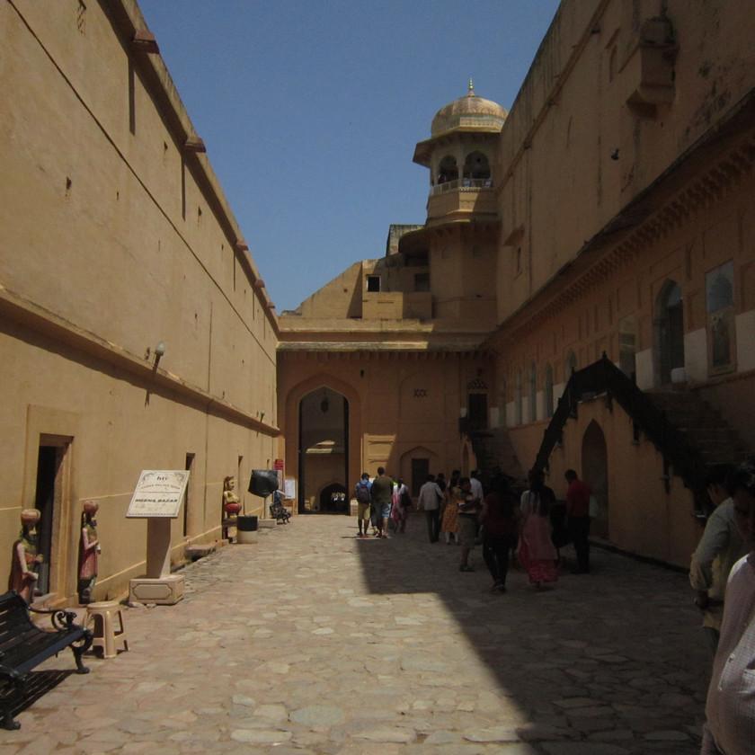 Meena Bazar/Royal Market in the Amer Fort