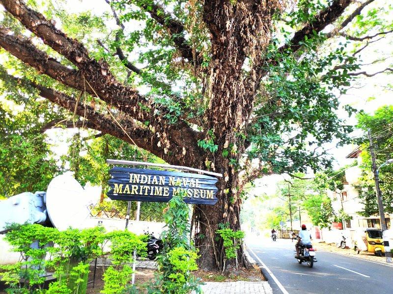 Indian Naval Maritime Museum, Fort Kochi