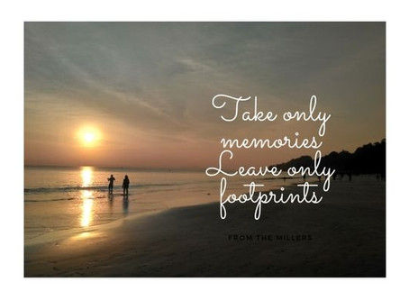 Simple tips to become a responsible traveller!