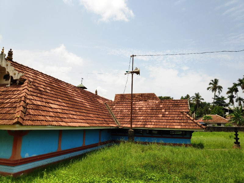 Hindu Temple in the Premises of Mattancherry Palace, Fort Kochi