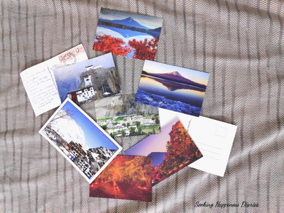 Post cards collection