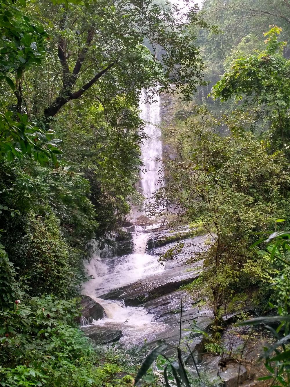 Kadamagundi Waterfall, Didupe