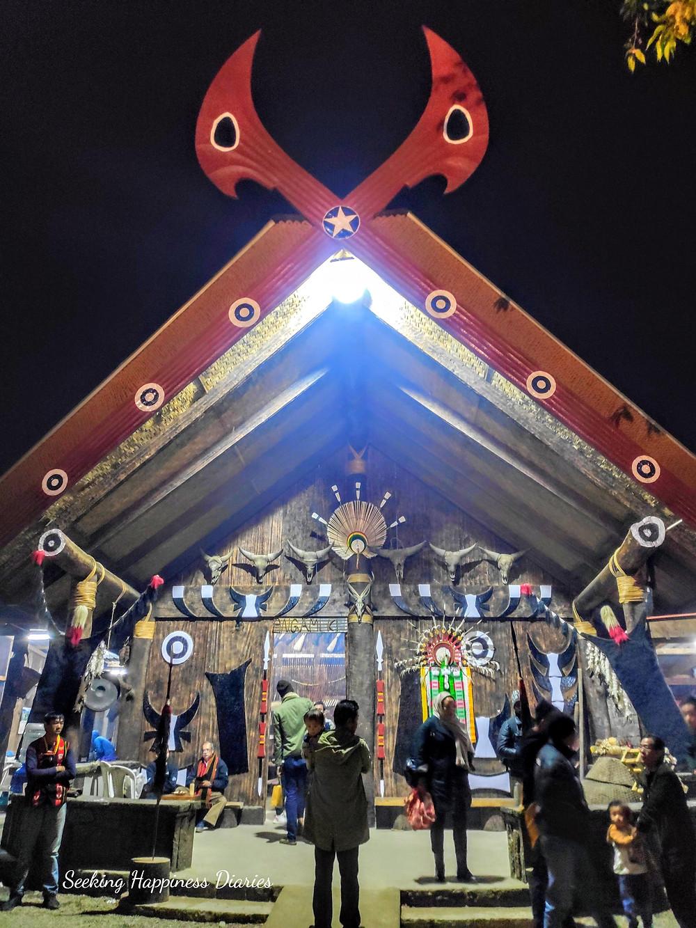 The Angami Morung