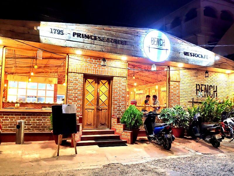 Bench Cafe, Fort Kochi