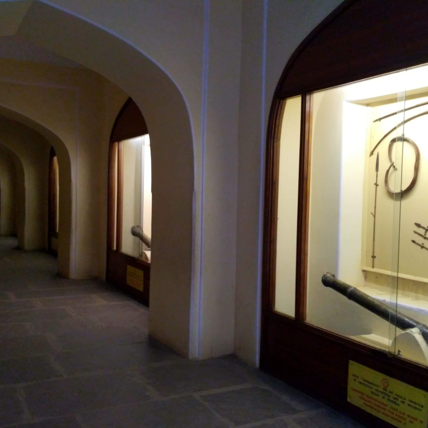 Armory Museum in Jaigarh fort
